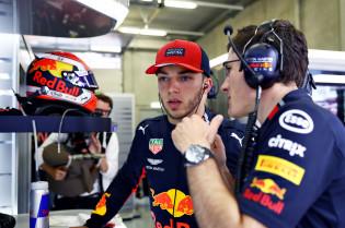 Gasly waardeert vertrouwen Red Bull: 'Ik ben tevreden met hoe het momenteel gaat'