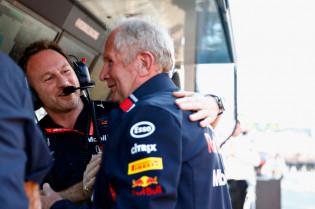 Horner: 'Weten dat Helmut een optimist is, maar willen vooral het gat dichten'
