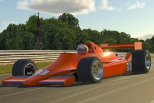 Oude Lotus 79 verrast Verstappen: 'Wat een grip heeft dit ding!'