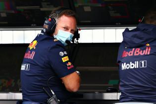 Horner erkent problemen RB16: 'De auto functioneert niet naar behoren'