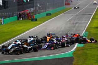 Regisseur F1 over start Monza: 'Kiezen waar je op focust'