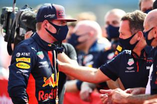 Lof voor Red Bull en Verstappen: 'Newey heeft maar paar slechte races nodig'