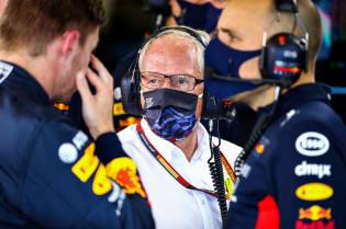 Marko biedt geen zekerheid over toekomst Red Bull: 'Mateschitz zal beslissen'