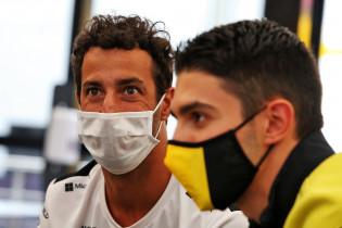 Renault heeft problemen met downforce: 'We hebben veel vragen'