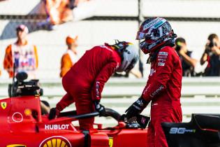 NB: 'Vettel kan rond de Kerst zomaar aankondigen te stoppen'
