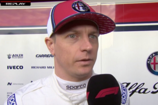 Raikkonen over tests Alfa Romeo in Barcelona: 'Het is allemaal beperkt'