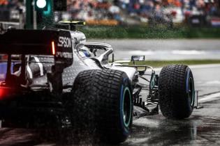 Van de Grint gelooft in exit Mercedes Formule 1