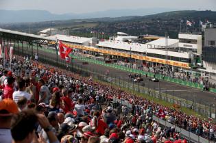 Overzicht tijden Grand Prix van Hongarije 2020