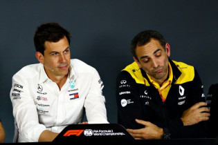 'Ocon op lijstje van Renault; Wolff nog steeds niet blij met Abiteboul'