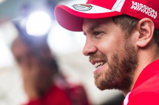 Vettel na teleurstellende kwalificatie: 'Ik ben niet blij'