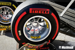 Pirelli: 'We zien een groter verschil tussen de medium en zachte compounds'