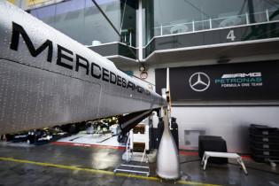 Mercedes is 'lang geleden' al gestopt met upgrades aan de 2020-auto