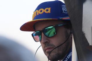 Alonso: 'Komende twee jaar sla ik de Indy 500 over, Renault-baan te druk'