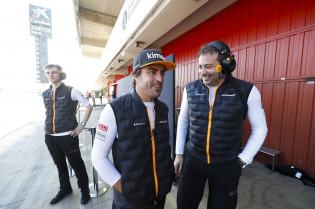 Medland: 'Het aantrekken van Alonso was eenno-brainervoor Renault'