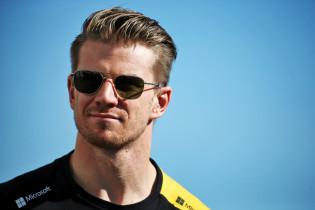 Hulkenberg stilletjes over toekomst: 'Laten we er een mooie laatste race van maken'