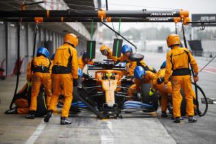 McLaren loopt vertraging op in bouw vernieuwde windtunnel