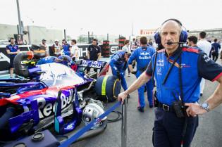 Toro Rosso teambaas verwacht dat Albon bij Red Bull blijft