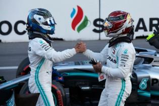 Mercedes vaardigde geen teamorder uit in Baku: Ging over Vettel en Verstappen