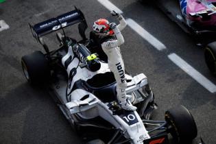 Gasly houdt hoop op Red Bull-zitje: 'Snelheid is niet het enige criterium'