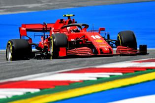 Drie Ferrari-teams ongeveer seconde langzamer dan in 2019