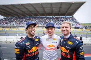 Coulthard verheugt zich op Zandvoort: 'De sfeer zal fantastisch zijn'