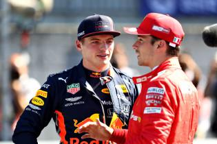 Minardi: 'Red Bull gaf Verstappen te vroeg F1-zitje, Leclerc is beter gebracht'