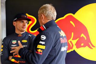 Marko: 'Verstappen ontzettend goede teamleider'