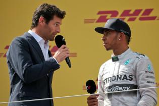 Webber weet naar wie de 2020-titel gaat: 'Dat wordt Lewis'