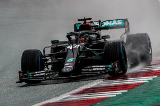 Wolff: 'Hamilton gebruikte geen DAS in poleronde'
