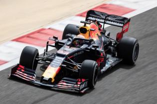 Red Bull tevreden met productieve testdag ondanks 'vreemde dag door regen'