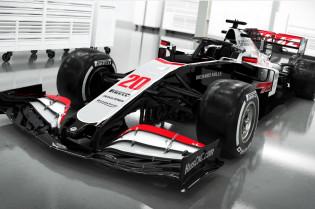 Update | Wat verklapt de nieuwe livery van Haas?