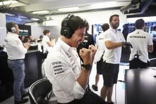 Wolff-exit hangt in de lucht: 'Aston Martin wil de beste mensen hebben'