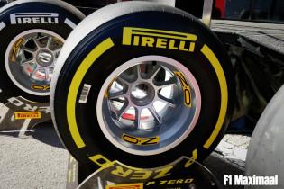 Pirelli gebruikt geheime methode bij testen banden voor 2020
