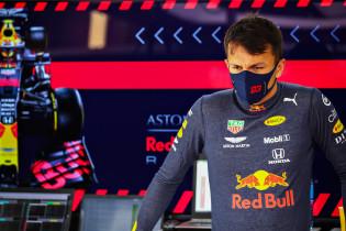 Marko: 'Gat tussen Verstappen en Albon in Q3 is acceptabel'