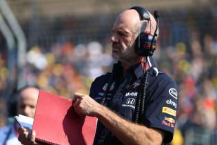 Horner: 'Newey nu weer volledig gefocust op de Formule 1'