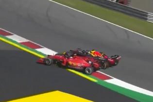 Leclerc wil agressiever racen na ruwe inhaalpoging Verstappen in Oostenrijk