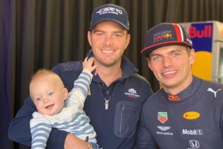 Van der Garde bij GP Nederland actief voor FOM: 'Waren er snel uit'