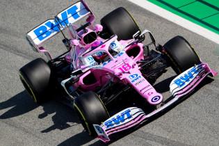 Reservecoureurs Mercedes ook beschikbaar voor Racing Point
