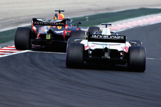 Magnussen: 'Als Haas zijnde willen we de strijd aangaan met Red Bull'