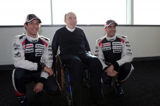 Maldonado was dichtbij overstap naar Ferrari: 'Hebben lang gepraat'