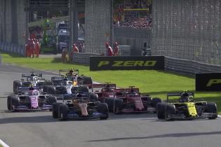 De hectische en bizarre kwalificatie op Monza in boordradiofragmenten