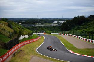 Analyse S-bochten Suzuka: 'Red Bull kent hoogste apex-snelheid'