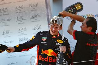 Honda: 'Moeten tegen Max kunnen zeggen: 'We zijn er, in elke race''