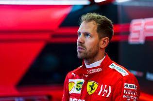 Vettel: 'Geen wondermiddel voor de auto gevonden maar we zullen competitief zijn'