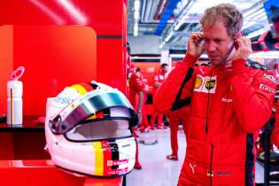 Vettel: 'Mercedes en Racing Point zijn van een andere planeet'