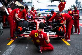Racing Point en Ferrari vallen op tijdens kwalificatie, Red Bull weinig verschil