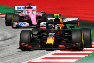 AMuS: 'Racing Point was beter dan Red Bull in Hongarije'