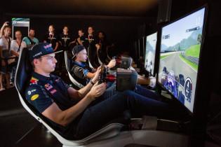 Verstappen vanaf mei in actie in de Porsche Esports Supercup