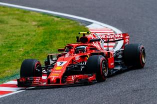 Ferrari heeft nieuwe vloer getest in VT1