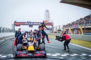 Lammers zet definitief een streep door de Grand Prix van Nederland